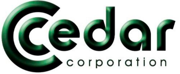 Cedar Corporation Slide Image